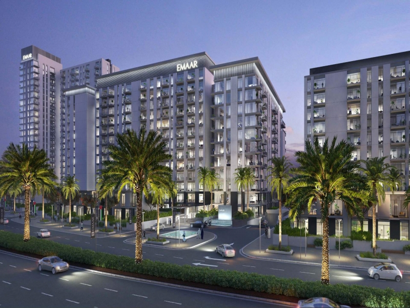 Apartment Off Plan in Dubai dubai hills estate