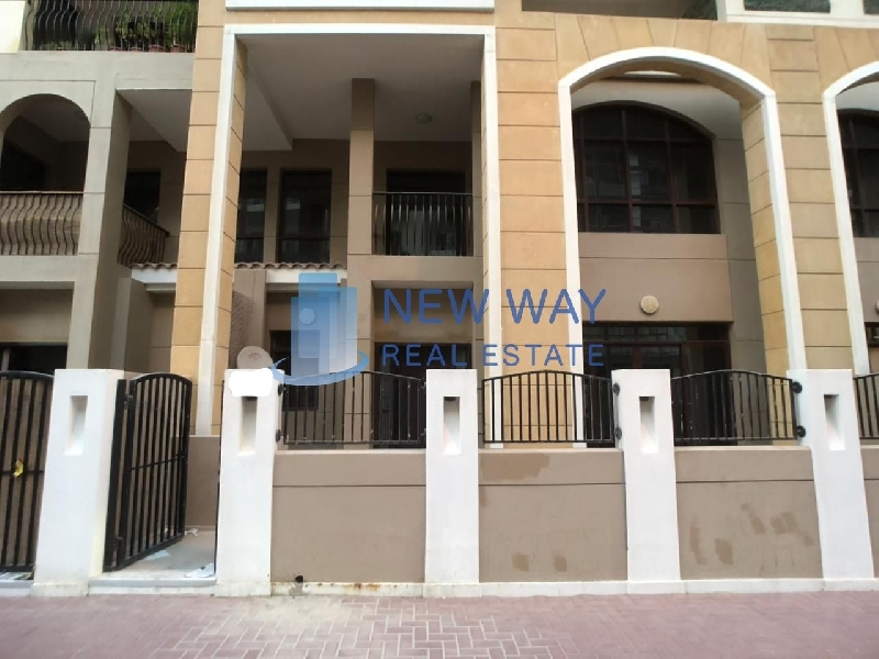residential villa townhouse for rent in jvc jumeirah village circle