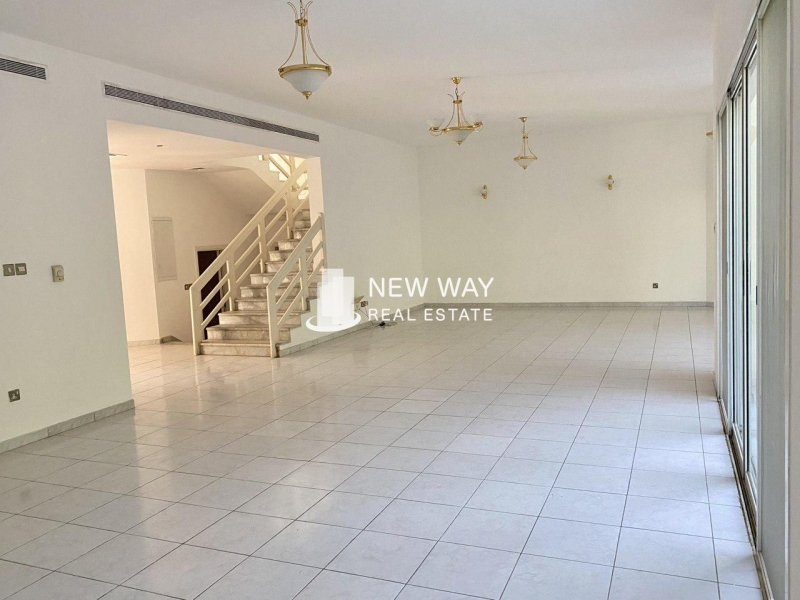 residential villa townhouse for rent in al manara