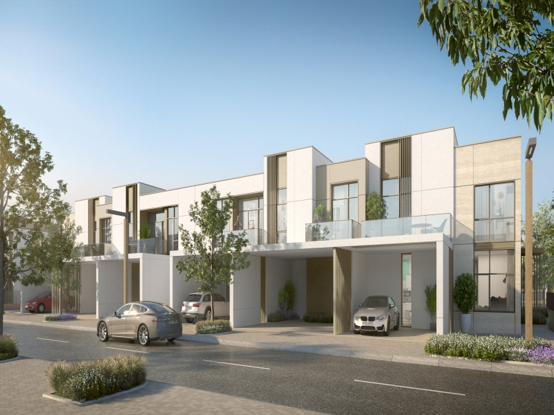 Offplan_Townhouse Off Plan in Dubai arabian ranches 3