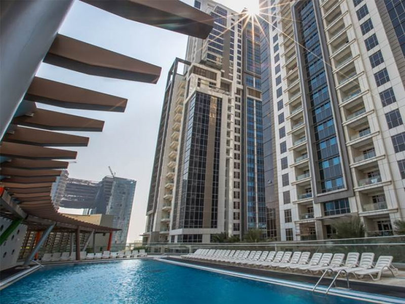 residential apartment for rent in executive towers