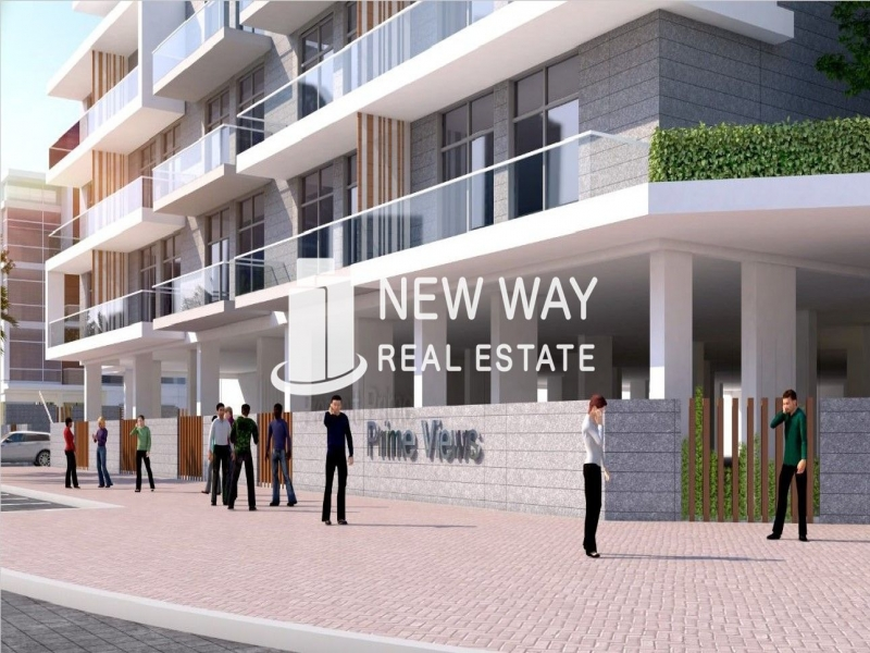 residential apartment for sale in meydan