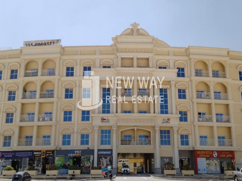 residential apartment for rent in arjan