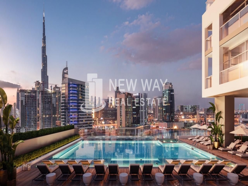 residential apartment for sale in business bay