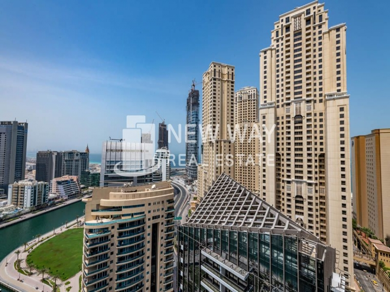 residential apartment for sale in sparkle tower
