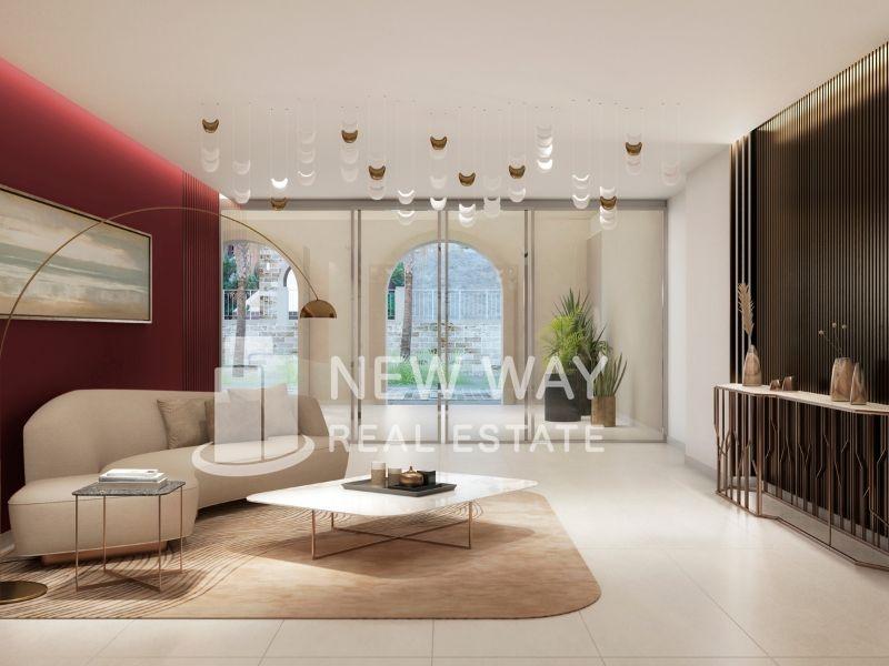 residential apartment for sale in port de la mer