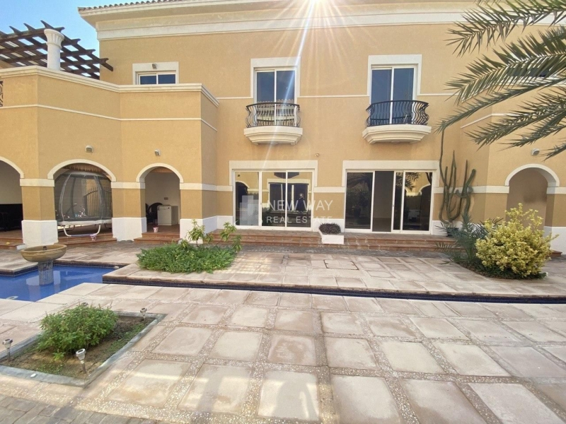 residential villa townhouse for rent in al barsha