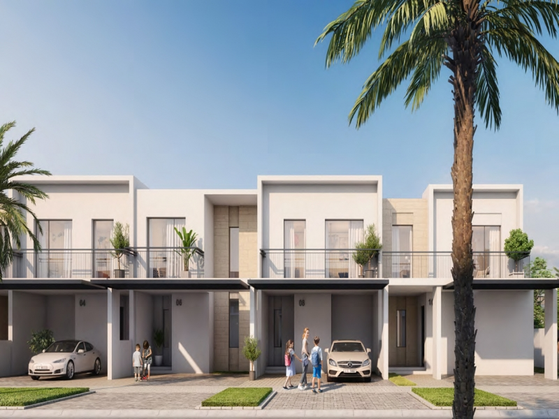 Offplan_Villa Off Plan in Dubai emaar south