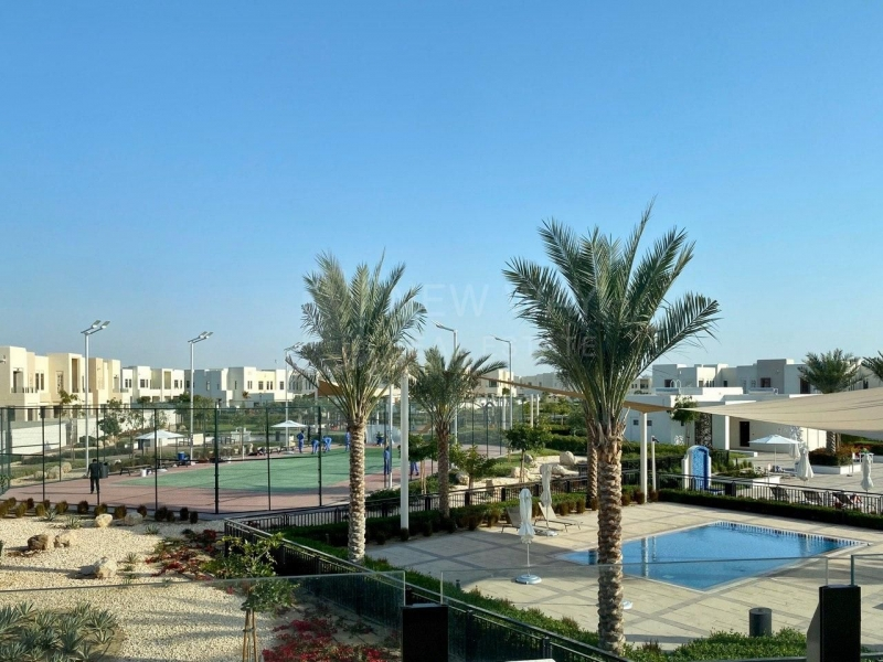 residential villa townhouse for rent in mira oasis 2
