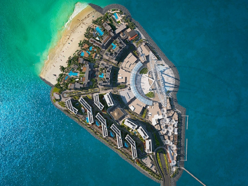 Offplan_Townhouse Off Plan in Dubai bluewaters