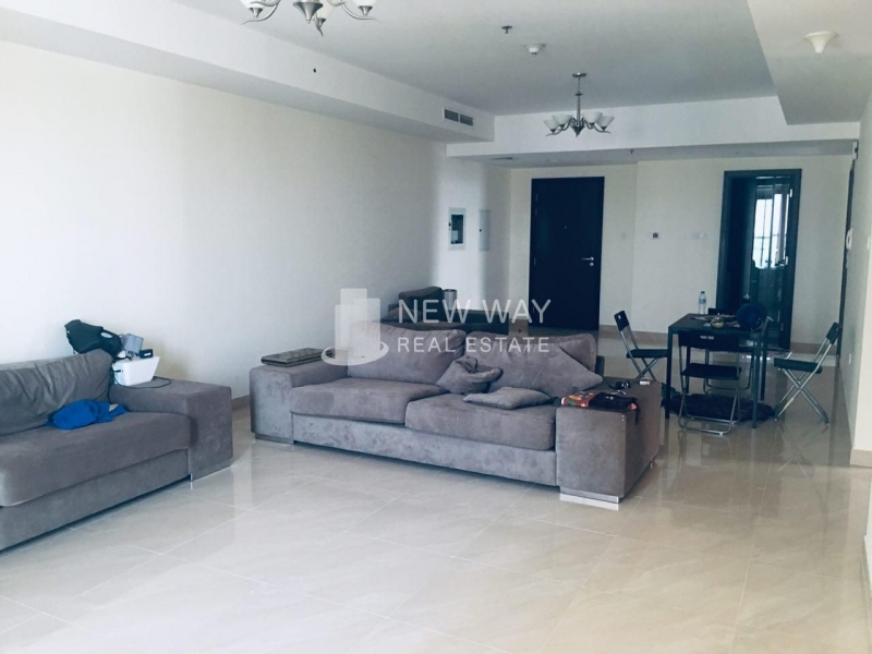 Chiller free 2 Bedroom Riyah tower Culture village