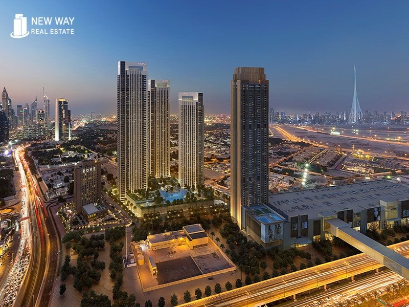 residential apartment for sale in downtown dubai