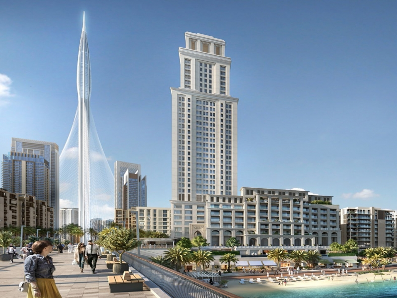 Apartment Off Plan in Dubai dubai creek harbour
