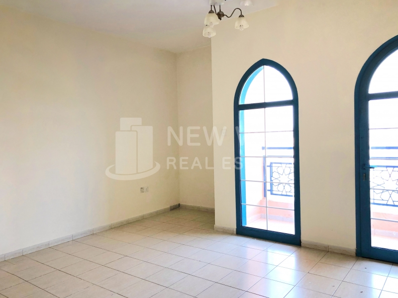 residential apartment for rent in international city