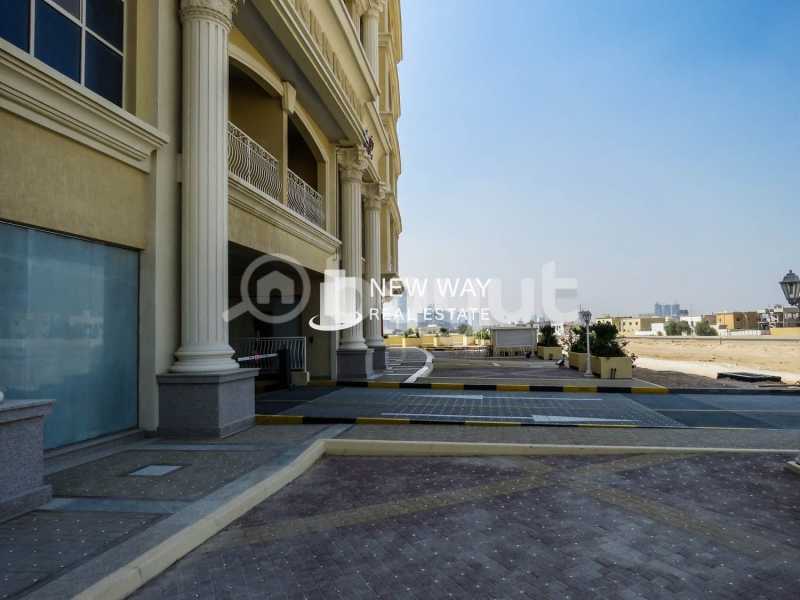 commercial retail for rent in al barsha 3