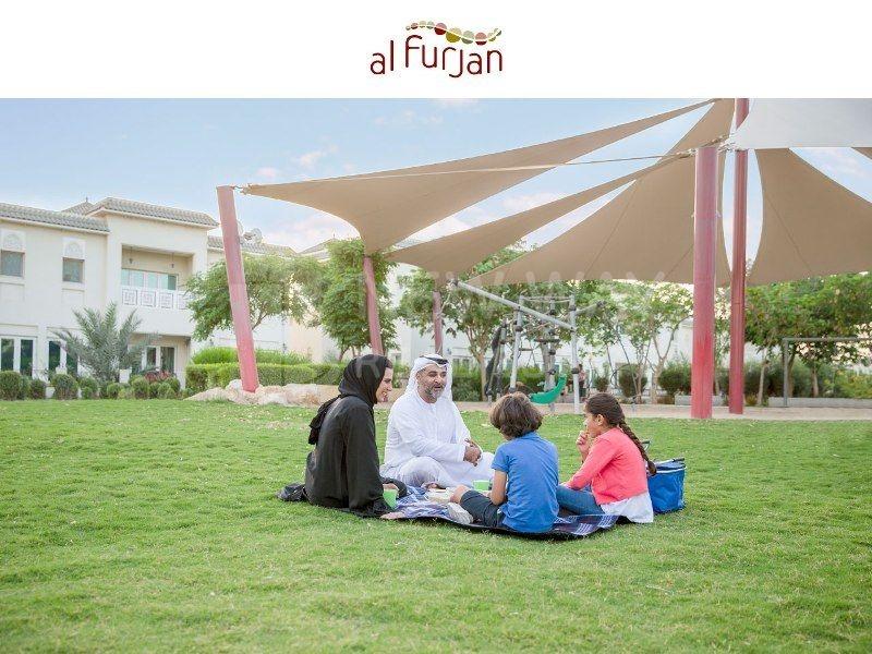 Best location Residential Plot for sale In Al Furjan