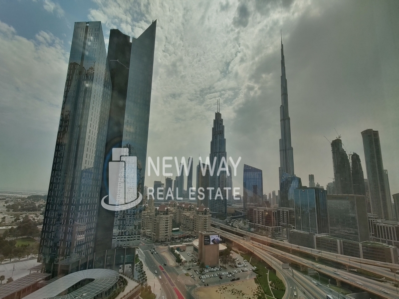 residential apartment for rent in difc