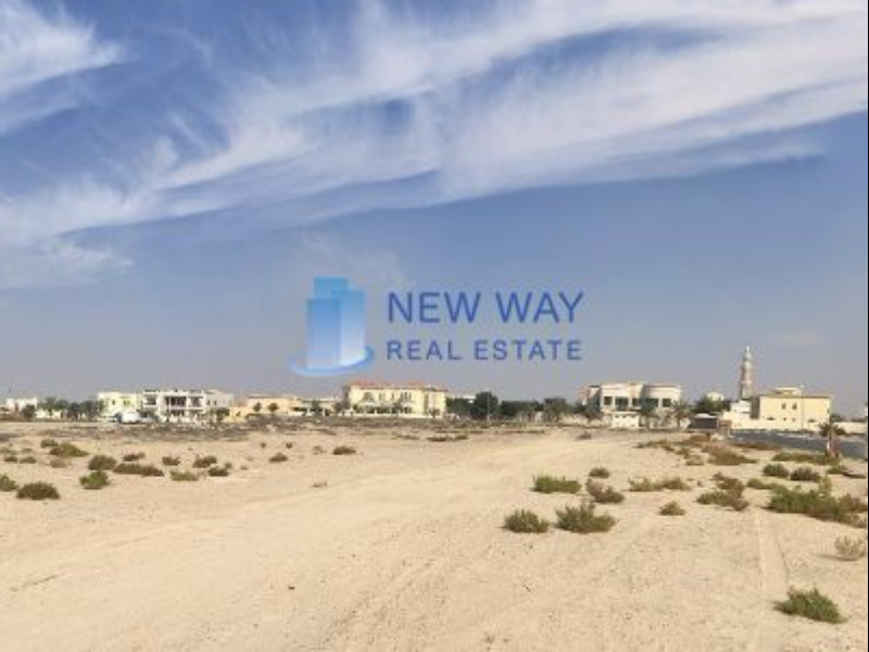 Great Investment Land For Sale in Al Mizhar Second
