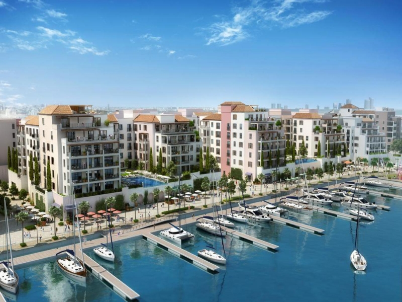 Offplan_Townhouse Off Plan in Dubai port de la mer