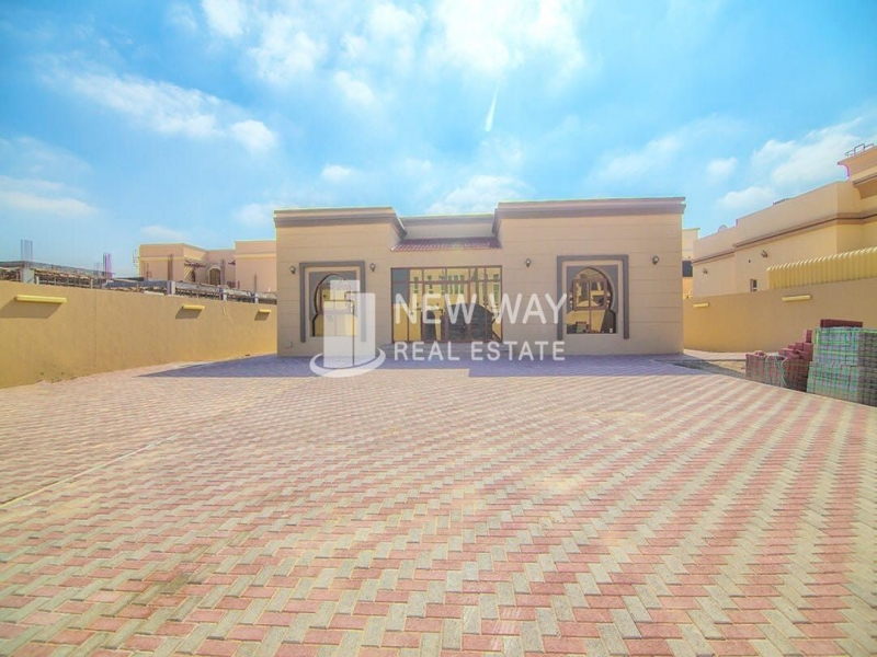 residential villa townhouse for rent in arjan