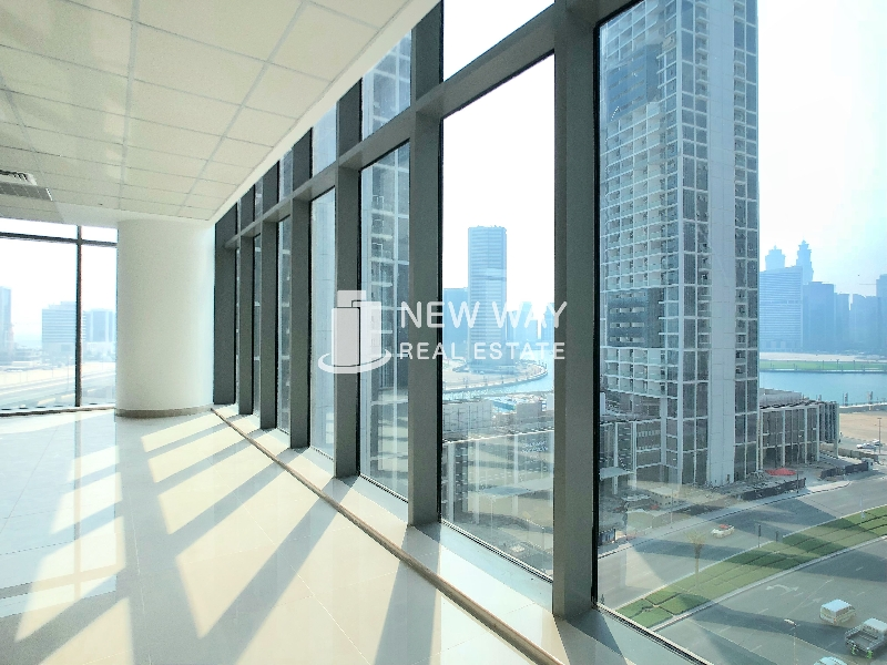 commercial office for rent in business bay