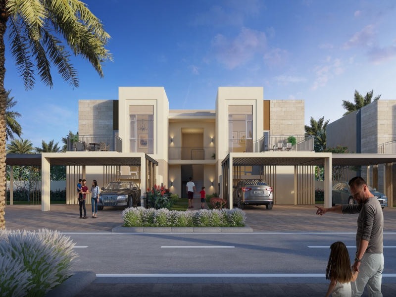 Offplan_Townhouse Off Plan in Dubai emaar south