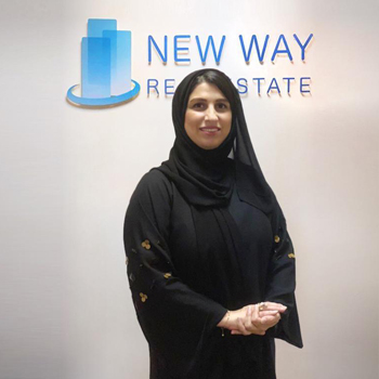 Golnaz Parsa real estate agent dubai