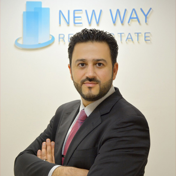 Amir Roozafzay real estate agent dubai