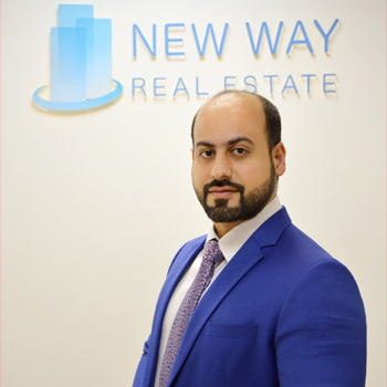 Farhan karmostaji real estate agent dubai
