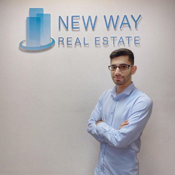 Danial Zare real estate agent dubai